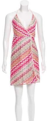 Karina Grimaldi Knit Halter Dress w/ Tags