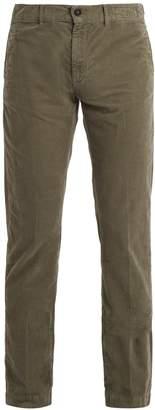 Massimo Alba Straight-leg corduroy trousers