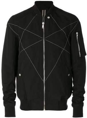 Rick Owens zipped jacket