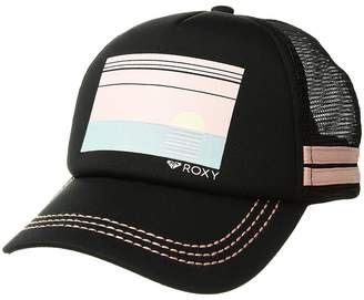 Roxy Dig This Trucker Hat Caps