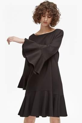 French Connection Matuku Lula Bell Sleeve Dress