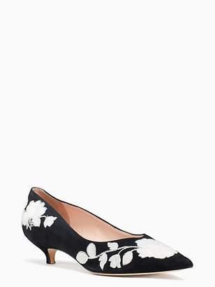 Kate Spade Daze kitten heels