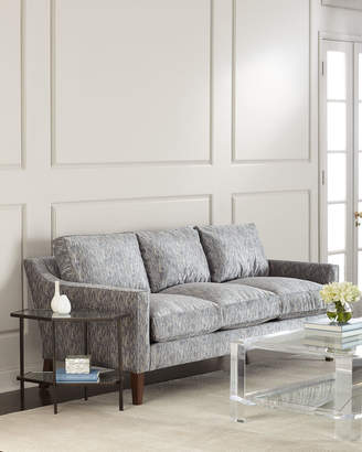 John-Richard Collection John Richard Collection Isidor Low-Back Luxury Arm Sofa