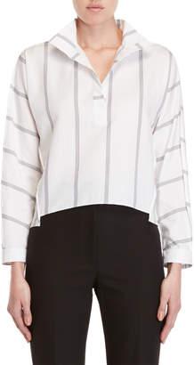 Ter Et Bantine Striped Popover Shirt
