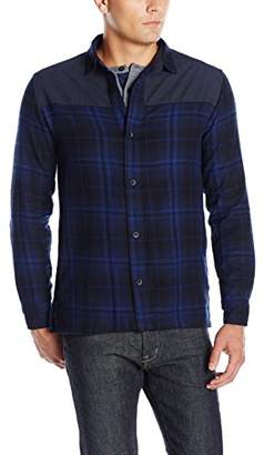 UNIONBAY Men's Flannel Shirt Jacket