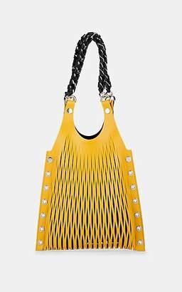 Sonia Rykiel Women's Le Baltard Medium Leather Tote Bag - Yellow