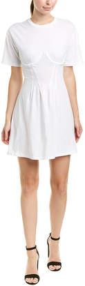 KENDALL + KYLIE Bustier T-Shirt Dress