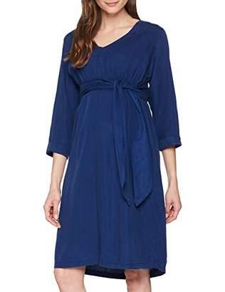 139a485f7b6a1 Mama Licious Mamalicious Women's Mljazz 3/4 Woven Abk Dress A.(Size: