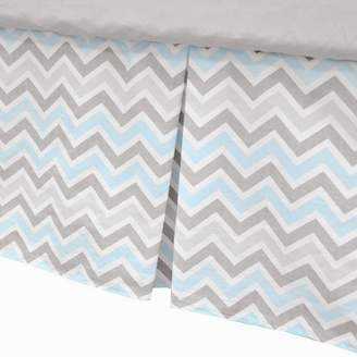 T.L.Care Tl Care TL Care Pleated Tailored Bed Skirt