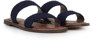 Sam Edelman Gala Woven Slide Sandal