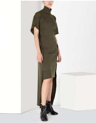 Maison Margiela Knitwear Polo Neck Dress
