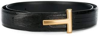 Tom Ford T fastening belt