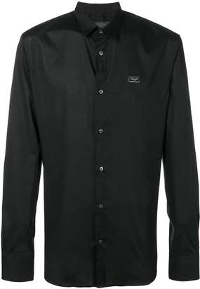 Philipp Plein slim fit shirt