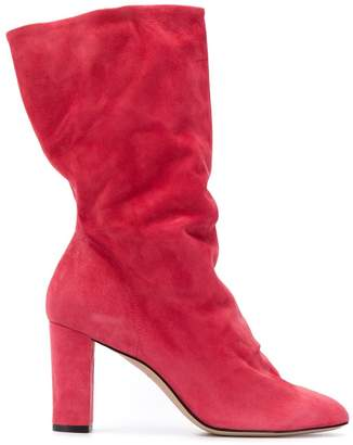 12f947e93ae Slouch Heeled Boots - ShopStyle UK
