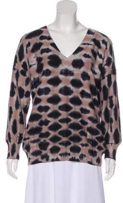 Raquel Allegra Knit Tie-Dye Sweater