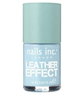 Nails Inc Nail Lacquer - Leather Effects