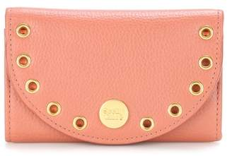 See by Chloe Kriss leather card holder