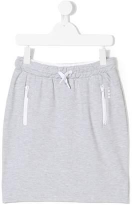 DKNY drawstring waist skirt