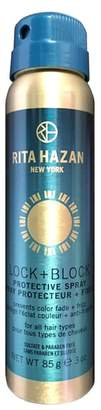 styling/ RITA HAZAN NEW YORK Rita Hazan Lock + Block Protective Spray