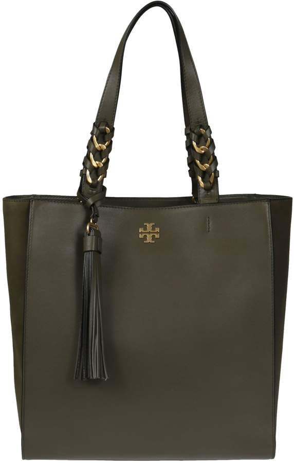 Tory Burch Broke Tote