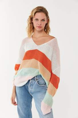 Urban Outfitters Robbie Runaway Oversized Tunic Sweater