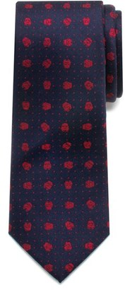 Boy's Cufflinks, Inc. 'Star Wars(TM) - Stormtrooper Dot' Silk Tie $35 thestylecure.com