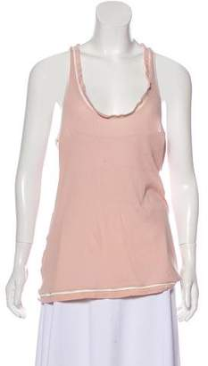 Stella McCartney Sleeveless Racerback Top