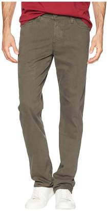 AG Adriano Goldschmied Graduate Tailored Leg Sud Pants in Grey Sand Men's Jeans