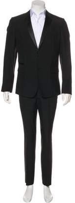 Givenchy Woven Two-Piece Tuxedo