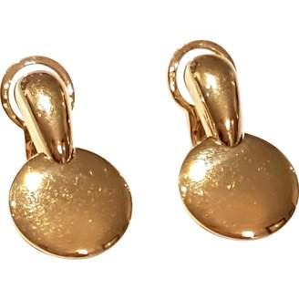 Pomellato Yellow gold earrings