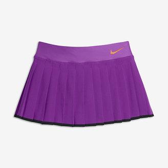 Nike Victory Big Kids' (Girls') Tennis Skirt $50 thestylecure.com