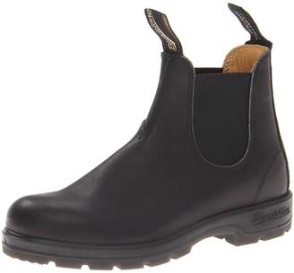 """Blundstone The Leather Lined"""" Classic Chelsea Boot - Walnut Brown 550, AUS Size 3.5"""