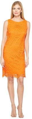 Christin Michaels - Criterion Lace Dress Women's Dress $119 thestylecure.com