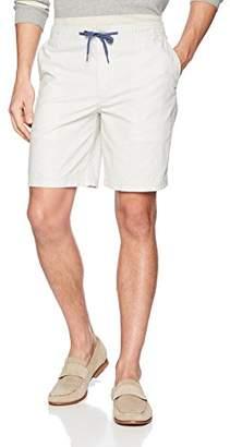 Izod Men's Saltwater Chambray Walking Short