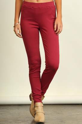Umgee USA Stretch Cotton Leggings