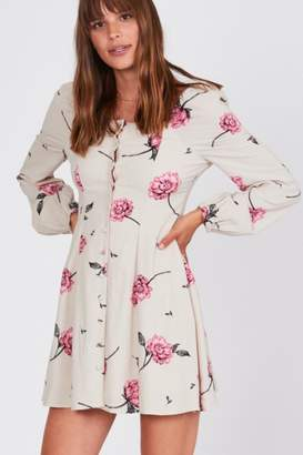 Amuse Society Floral Mini Dress