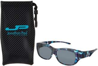 AR+ Jonathan Paul Polarized Fitovers Sunglasses with AR Coating