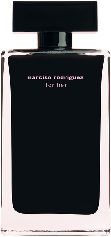 Narciso Rodriguez For Her Eau de Toilette, 3.3 oz.