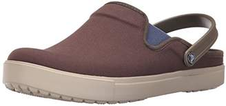 crocs Unisex Citilane Canvas Mule $17.09 thestylecure.com