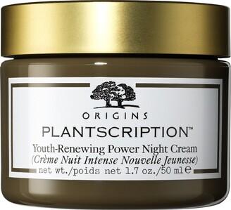 Origins Plantscription Youth-Renewing Power Night Cream