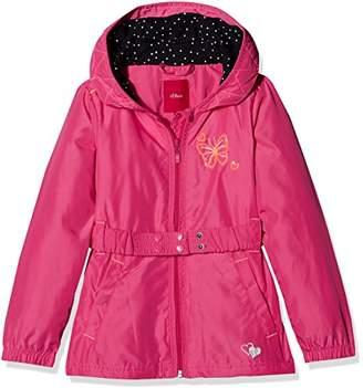 S'Oliver Girl's 58.803.51.2465 Jacket