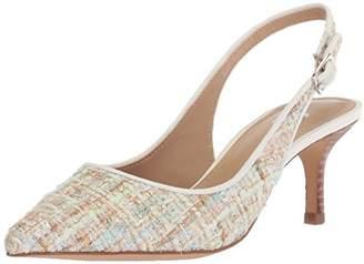 Amazon Brand - The Fix Women's Felicia Slingback Kitten Heel Pump