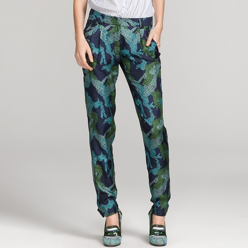 Tommy Hilfiger Women's Picxy Buckle Pant