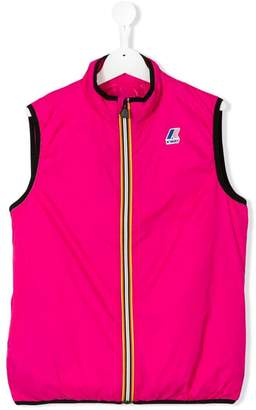 K Way Kids Teen Rouland vest