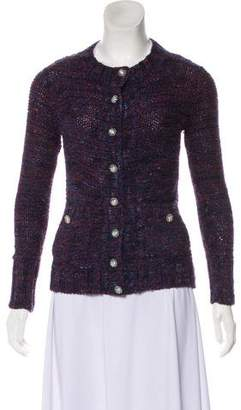 Marc by Marc Jacobs Marl Knit Cardigan