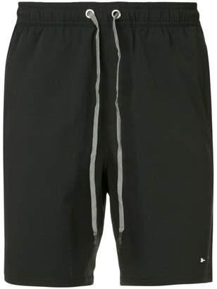 The Upside side stripe shorts