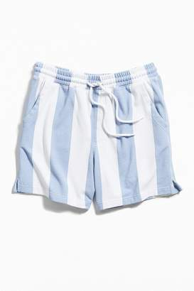 Urban Outfitters Lucian Awning Stripe Volley Short