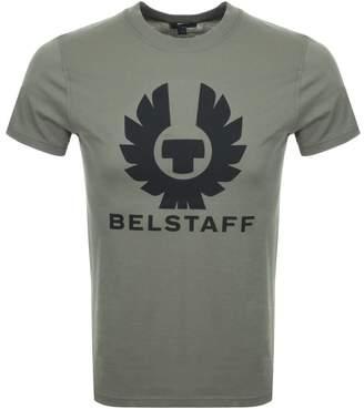 Belstaff Cranstone T Shirt Green