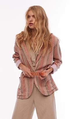 Simply Stripe Blazer