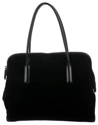 Prada Velluto Sport Dome Bag